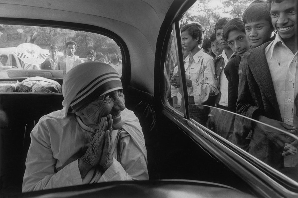 9 Timeless Lessons From Now Saint Teresa Of Calcutta