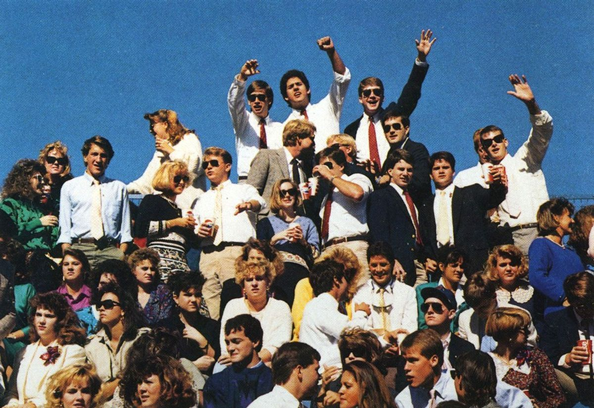 11 Ways To Start A Conversation With A Wofford Student