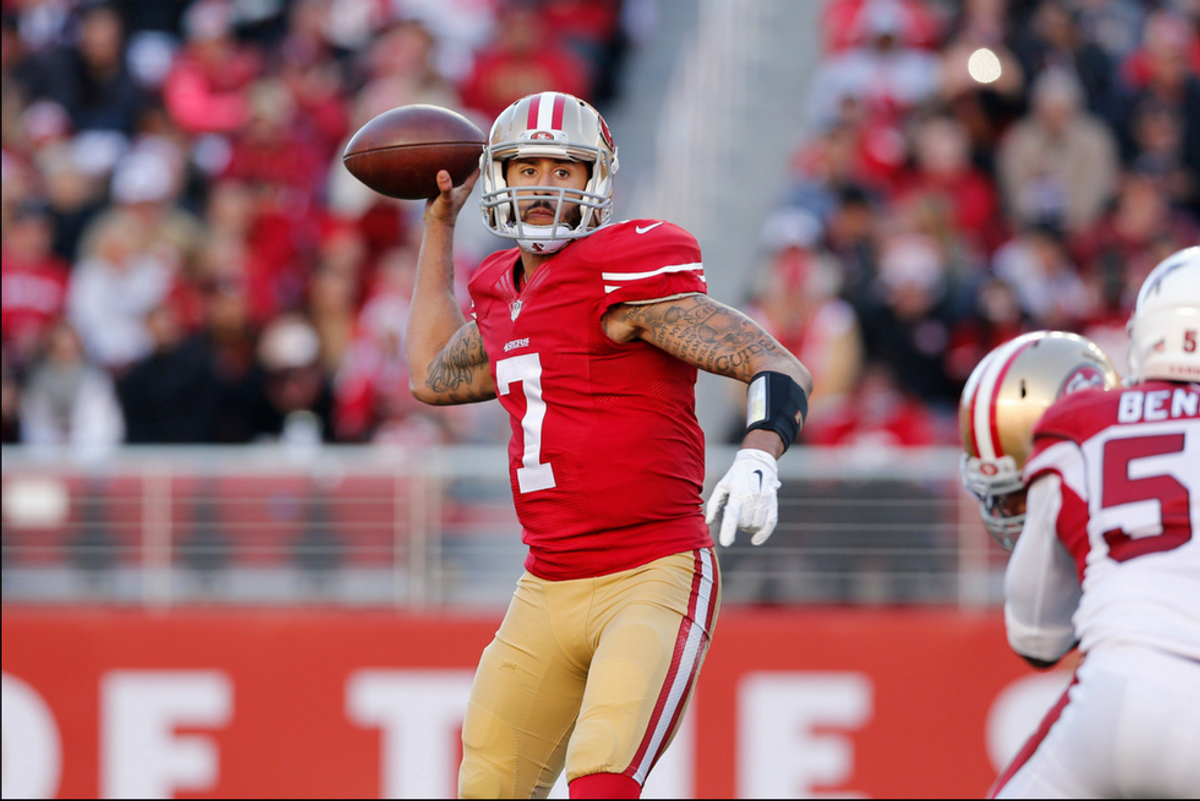 Colin Kaepernick Is The Wrong Voice For Injustice In America