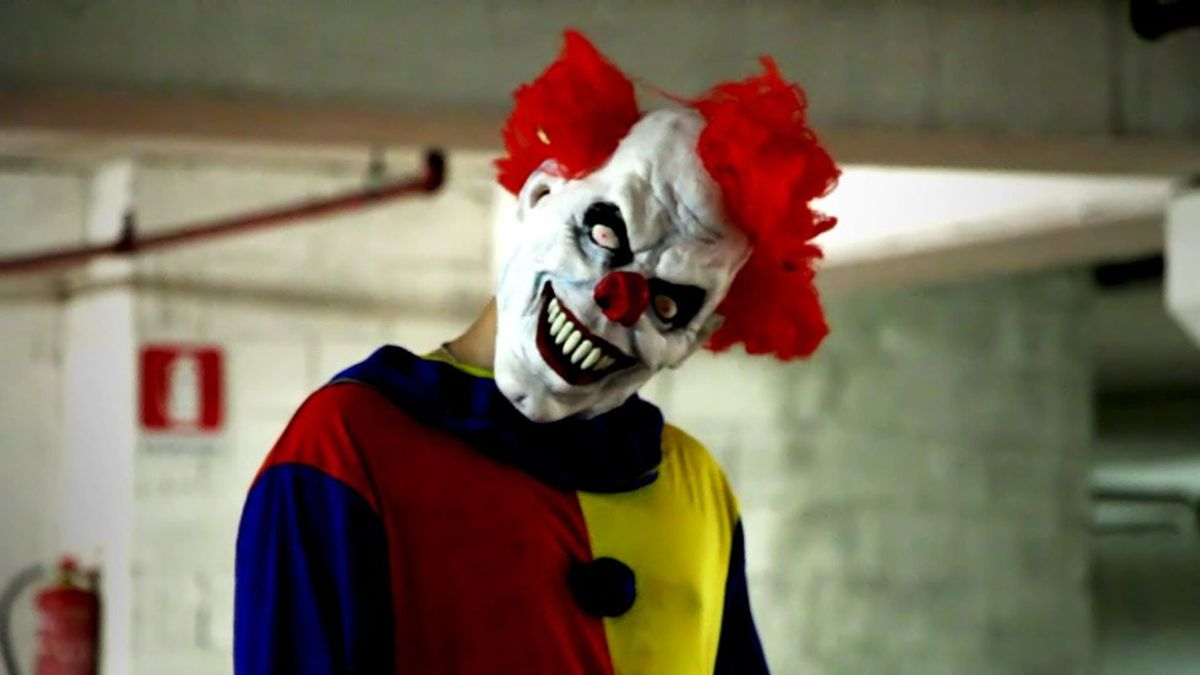 Your Fear of Clowns Is Becoming Rational