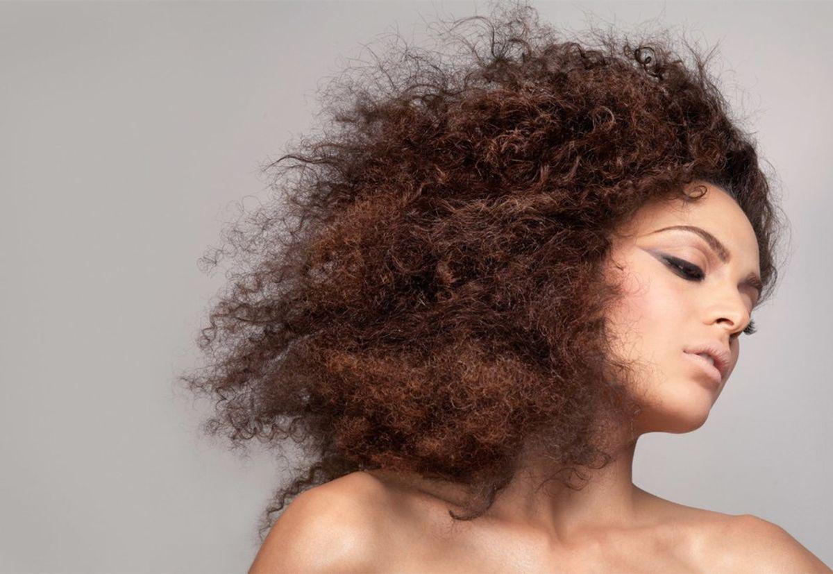5 Struggles Of Having Curly Hair