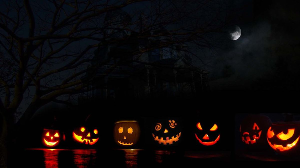 Why Halloween Is The Best Month Of The Year