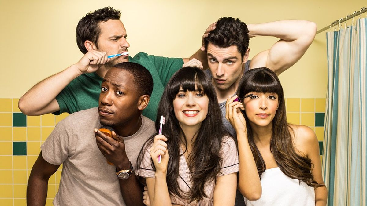 """Life As Defined By """"New Girl"""""""