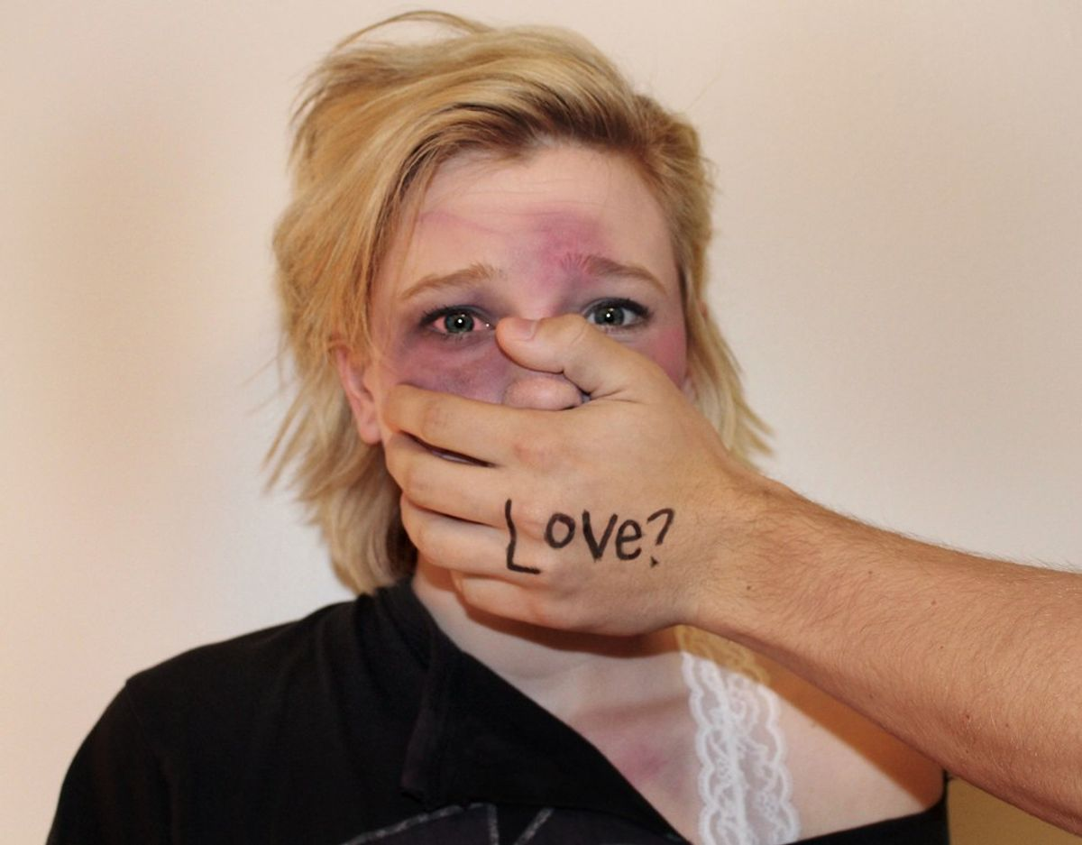 An Open Letter To Those Struggling With Domestic Violence