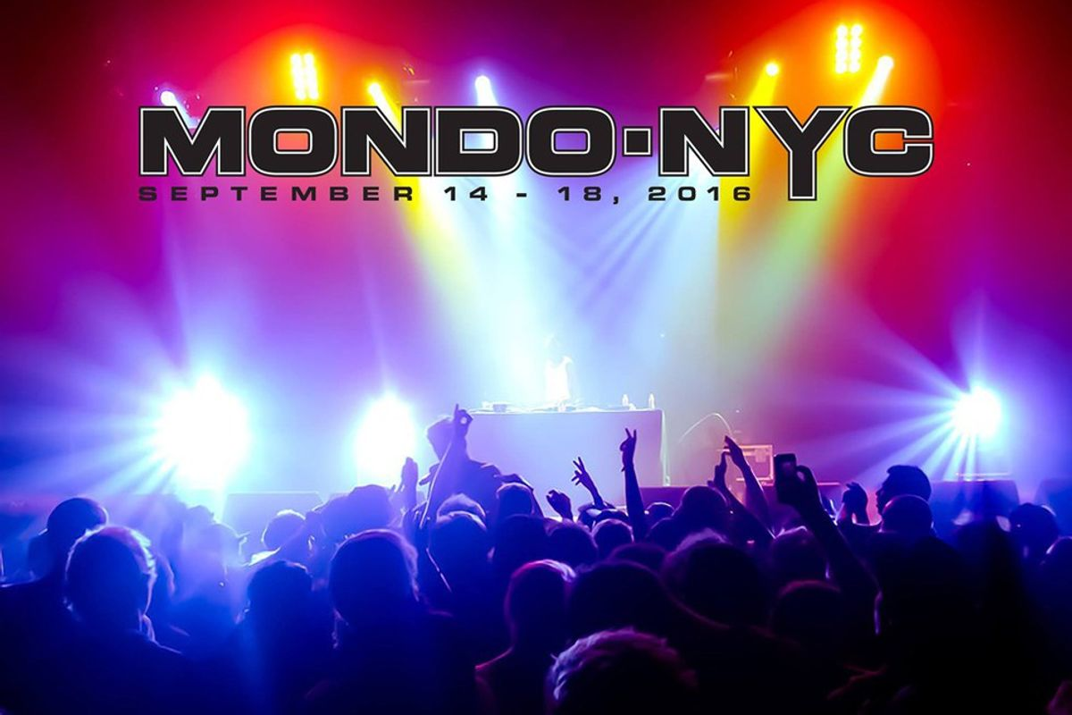12 Acts To See At Mondo.NYC 2016
