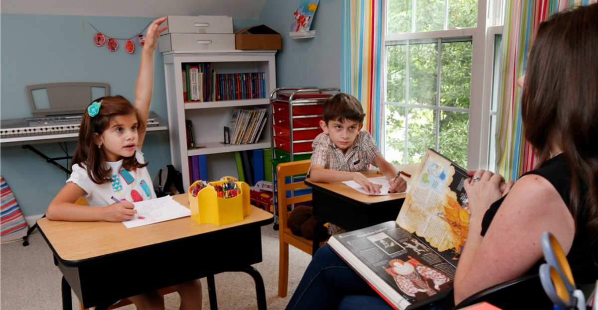 5 Things Every Homeschooler Knows To Be True