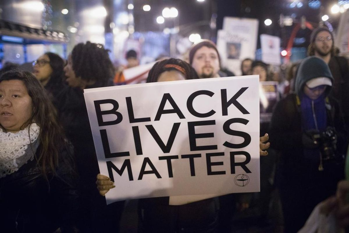 The Appropriate Response to Black Lives Matter