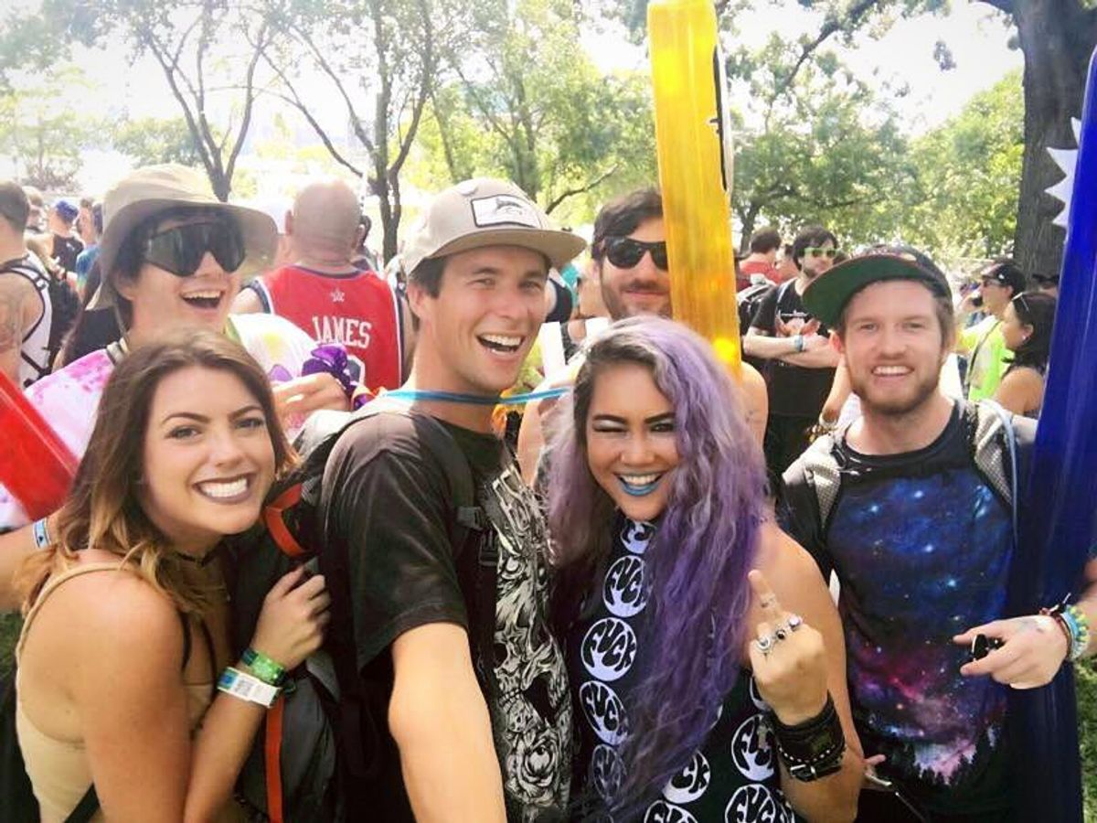 Why Going To Music Festivals Is Always A Good Idea