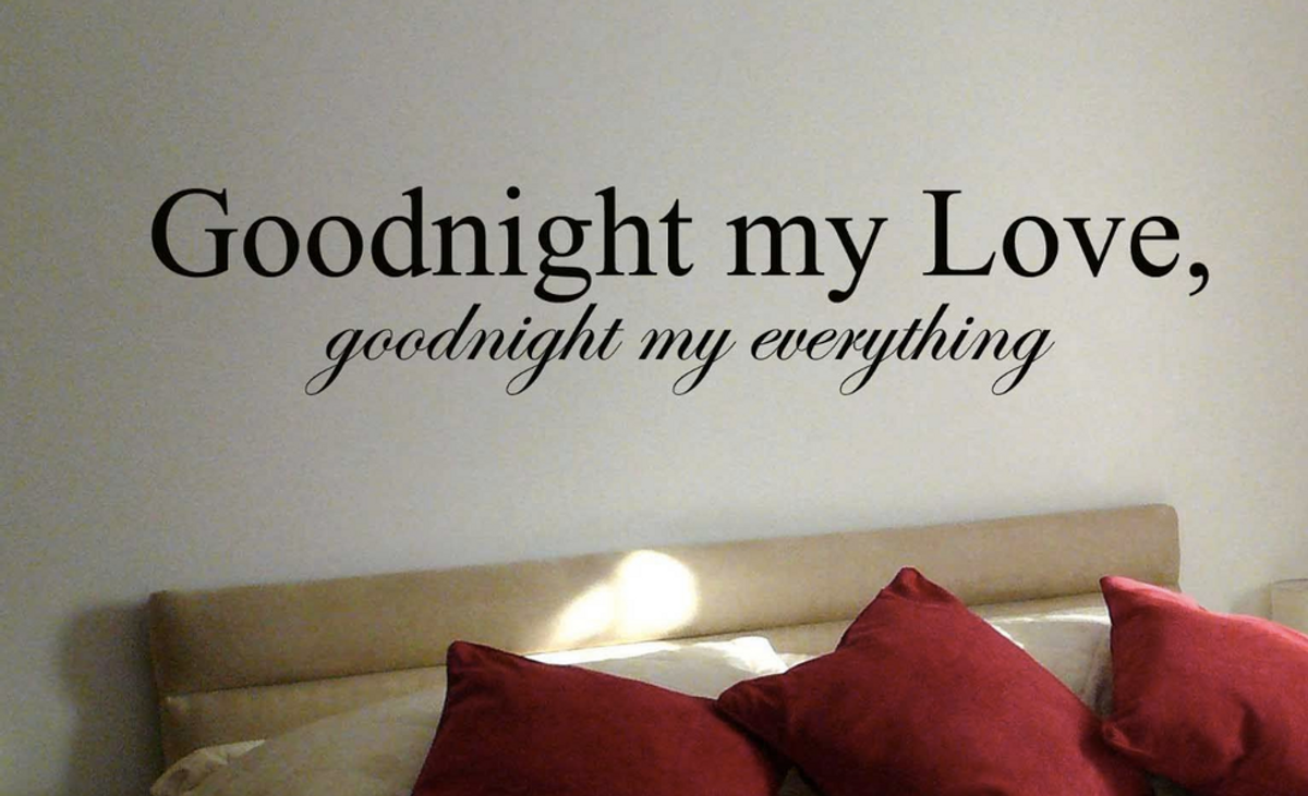 Why You Should Send Goodnight Messages