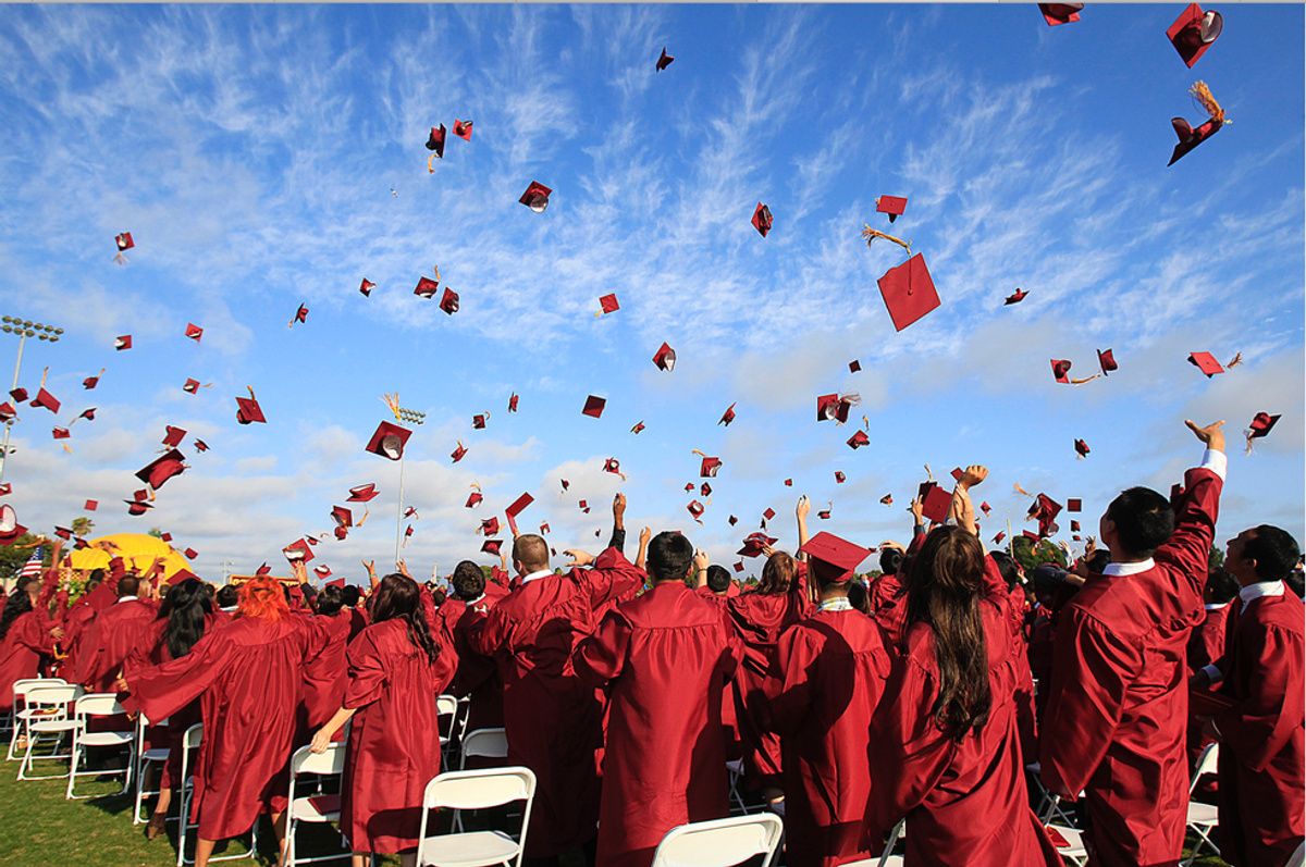 An Open Letter To The High School Senior