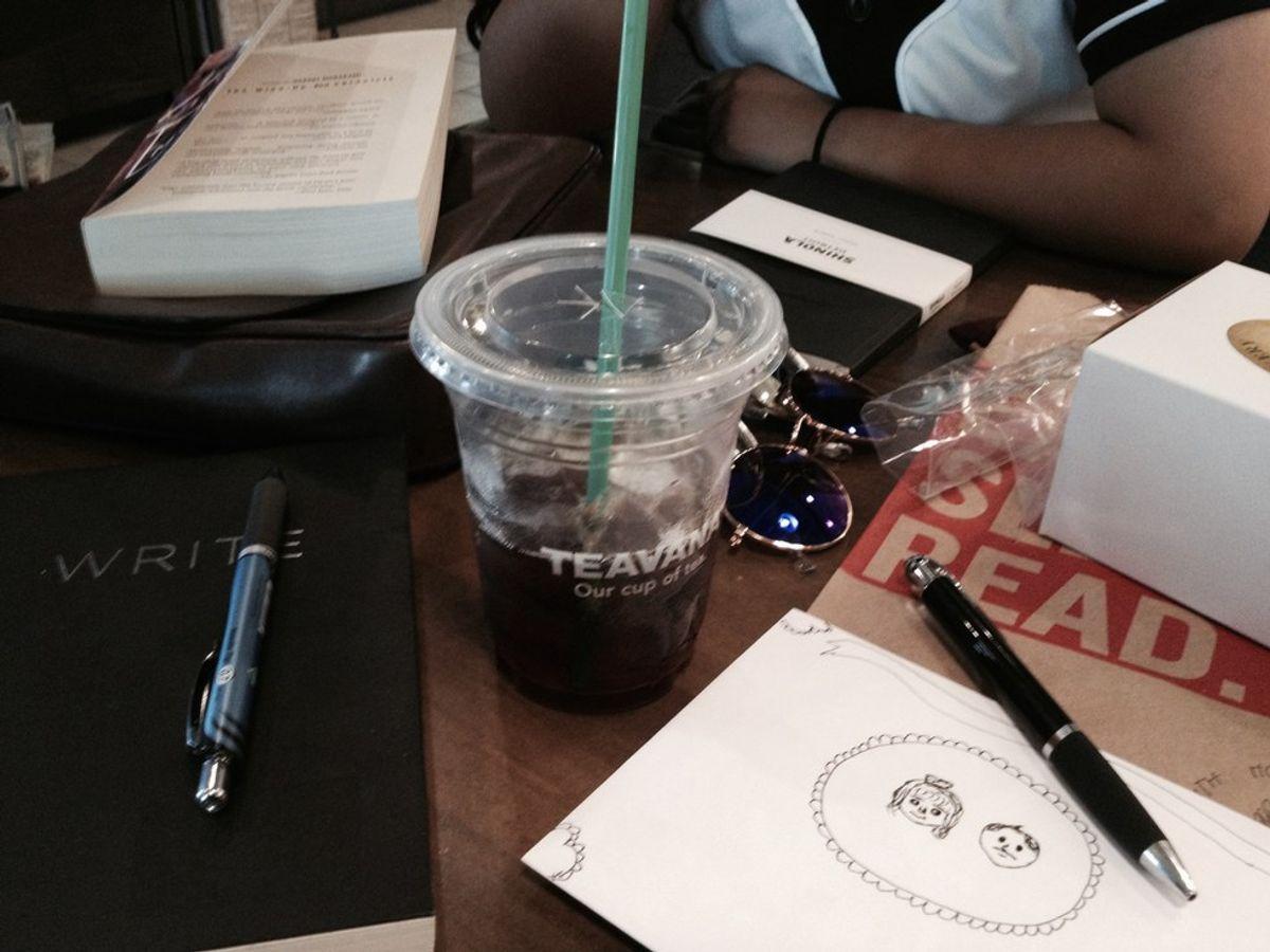 The Joys of Writing