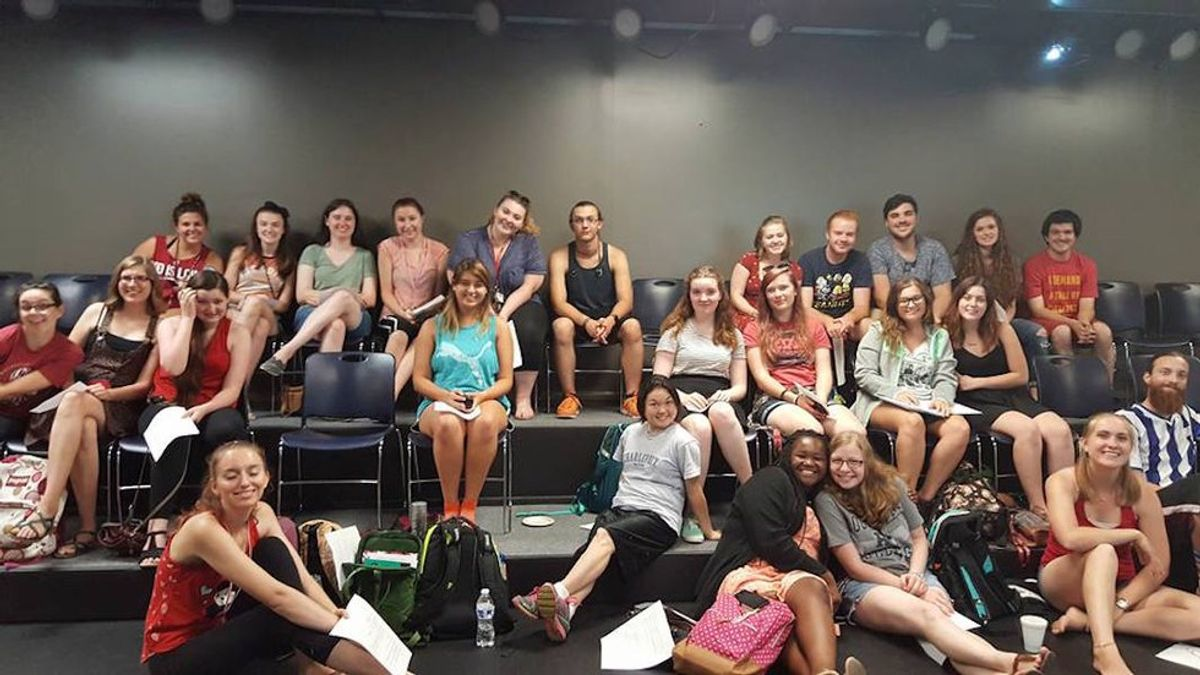 7 Reasons Theatre Students Love Rochester College