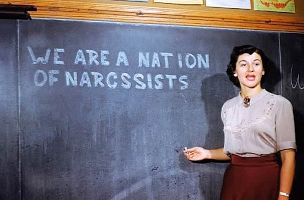 Narcissism And The Culture Of Self-Righteousness