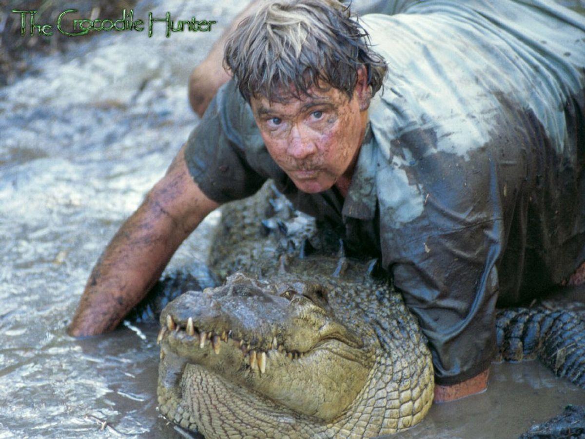 17 Reasons Steve Irwin Will Always Be Missed