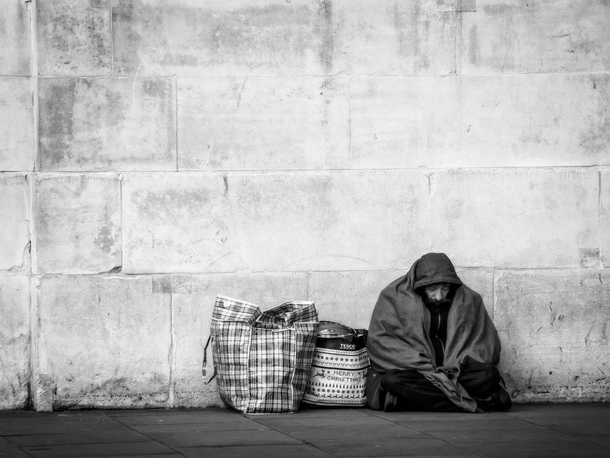 500 Words On Homelessness
