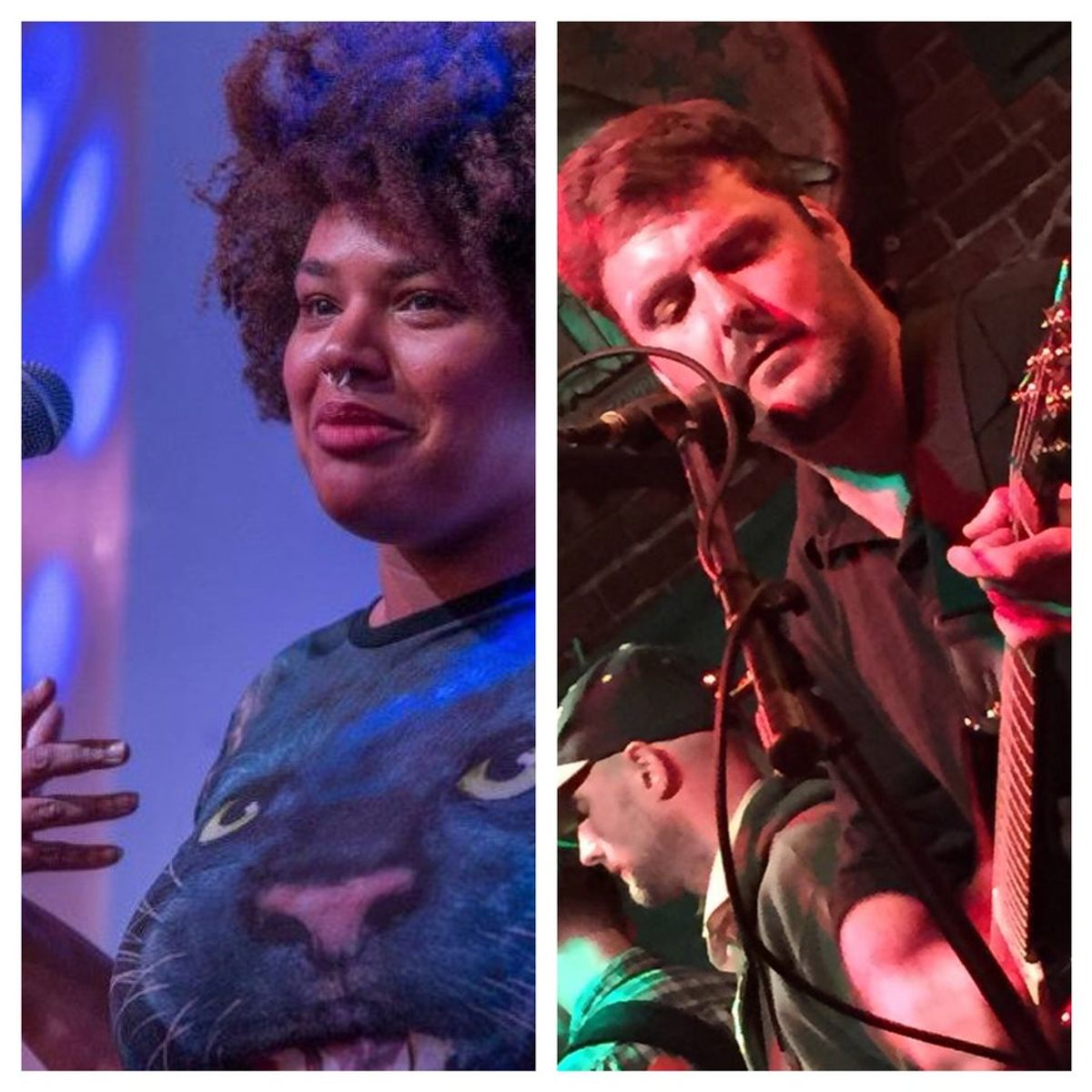 Poets of the Week: Raven McGill and Todd Gleason