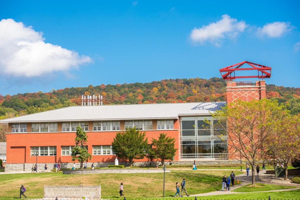 The 5 Best Things About Going To A Small College