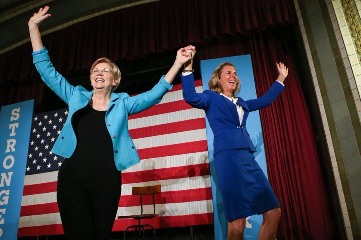 From President to Pennsylvania Senator: Shattering Glass Ceilings