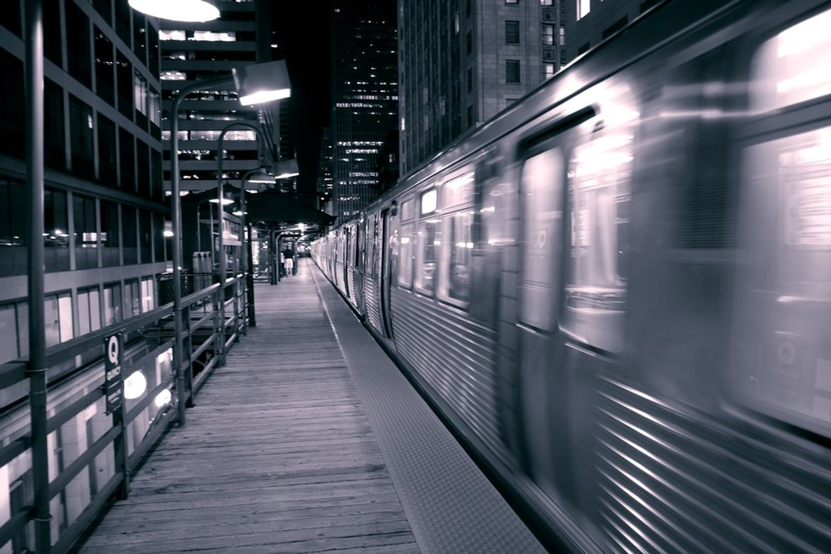 5 Thoughts You Have While Commuting in Chicago