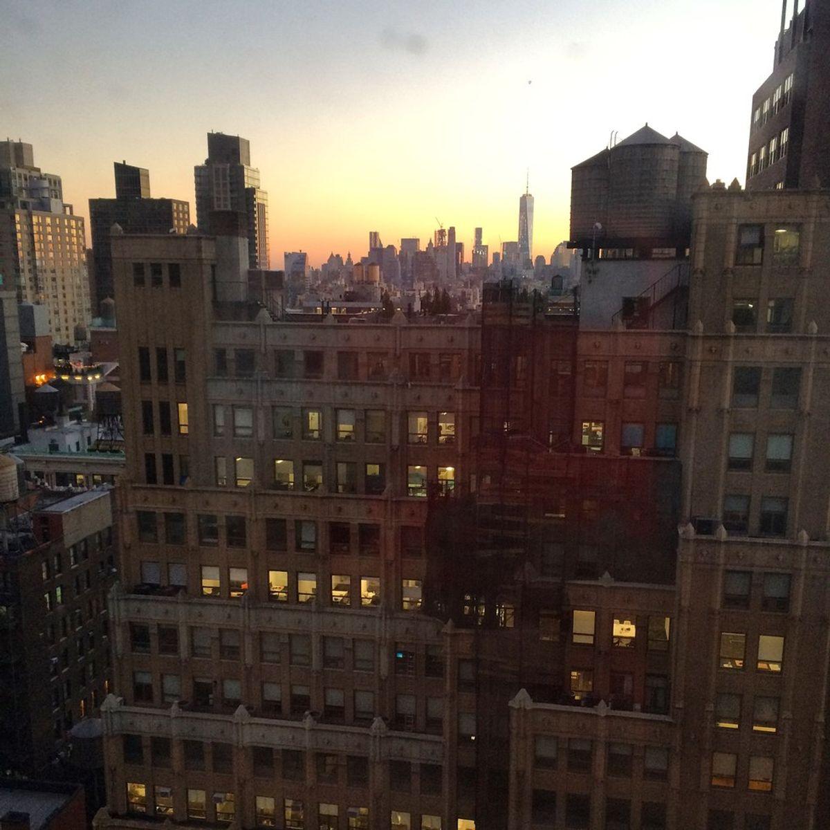 Silent Manhattan