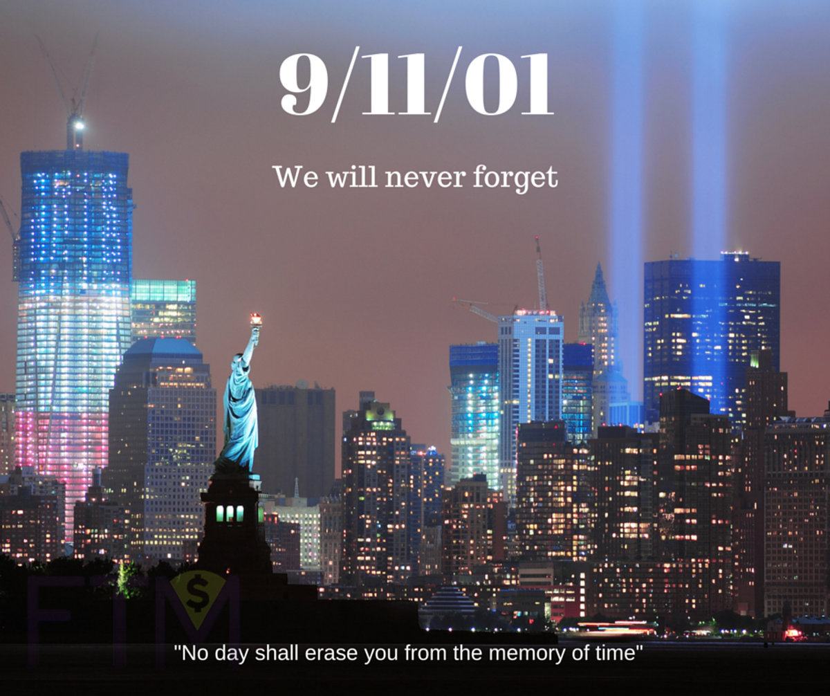 """Did We Forget to """"Never Forget""""?"""