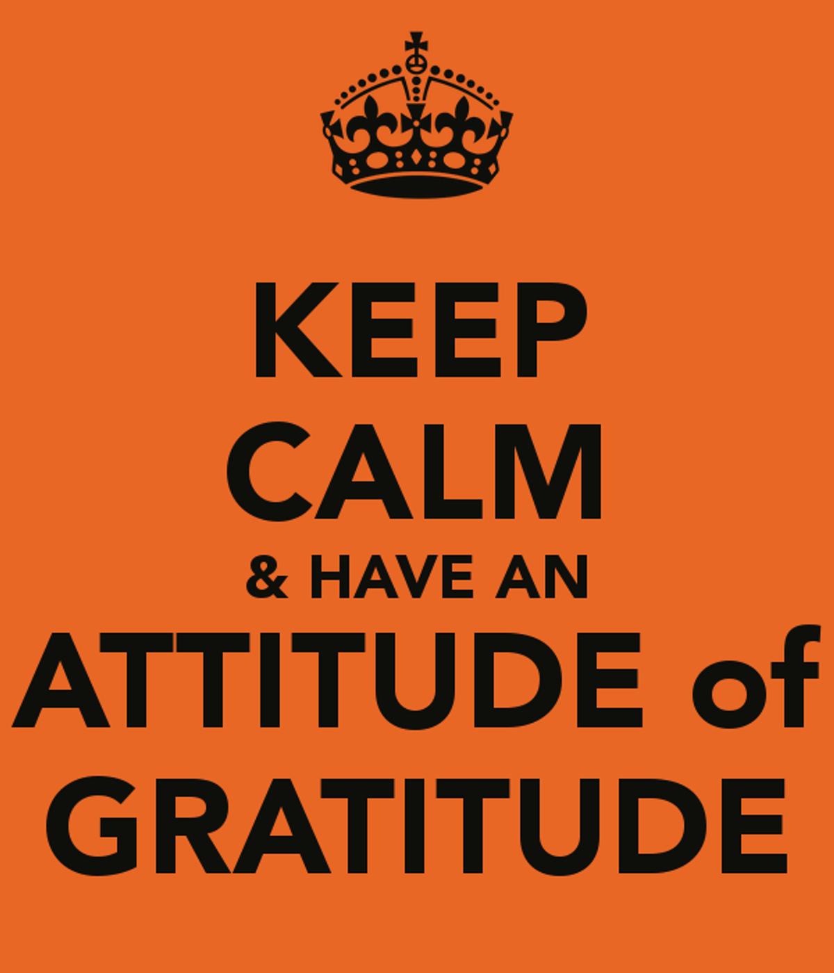 Attitude Is A Make Or Break Foundation