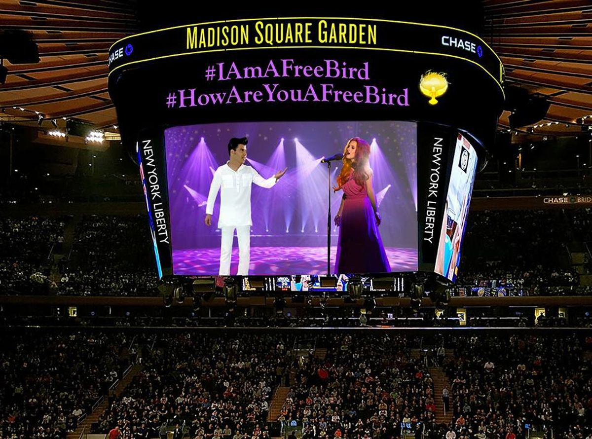 Rising Star, Falyn Vega, To Launch Single At Madison Square Garden