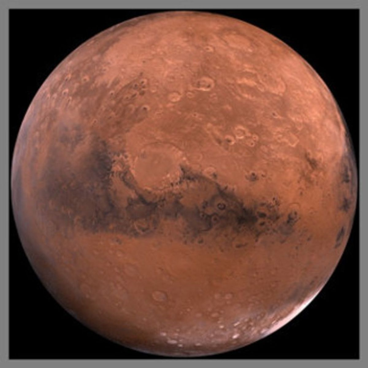 Mars: What's Your Battle Cry?