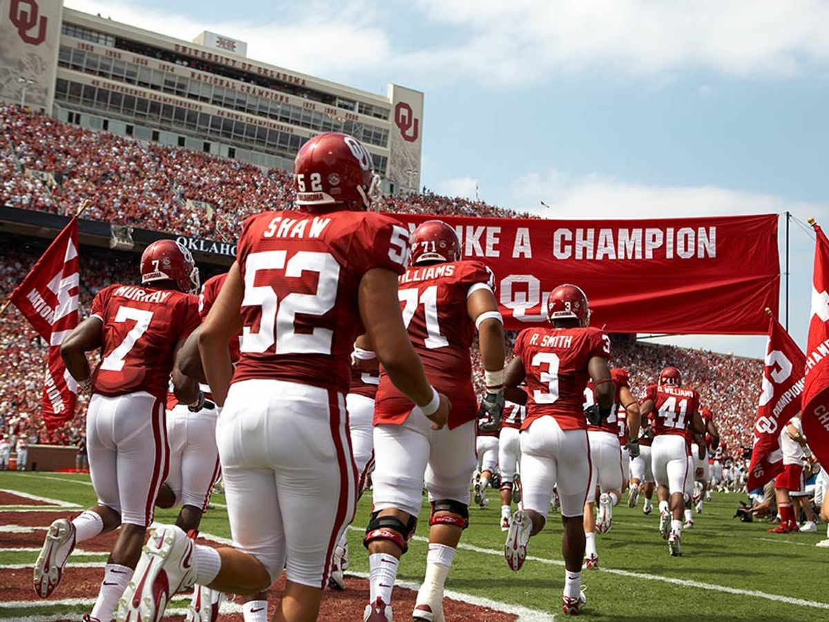 Why University of Oklahoma Football Is The Best Football