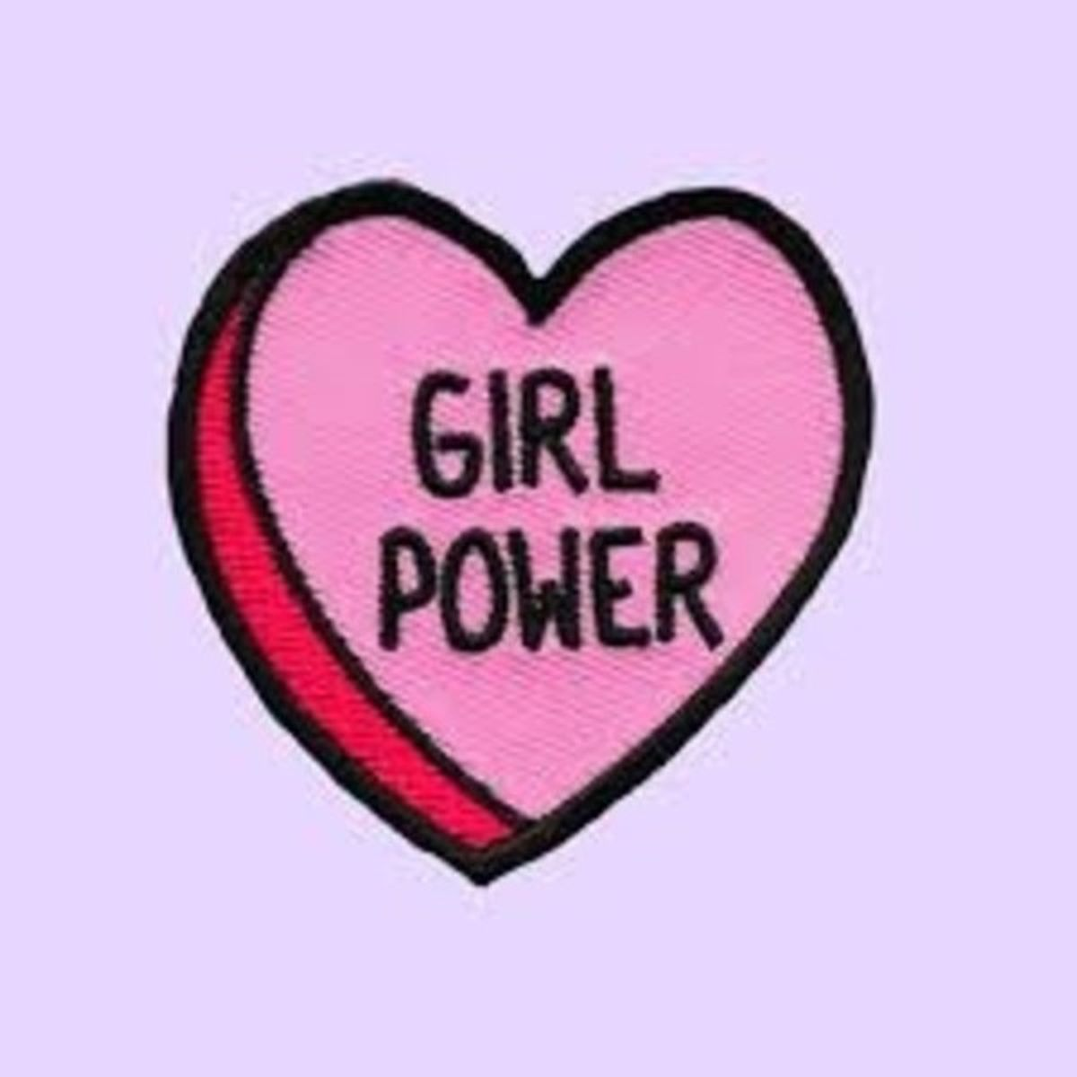 A Playlist for Girl Power