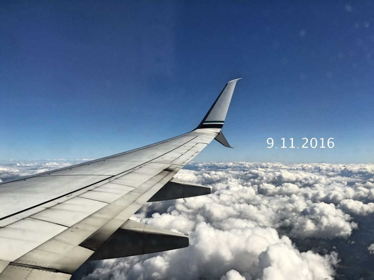 What I Learned Traveling On 9/11
