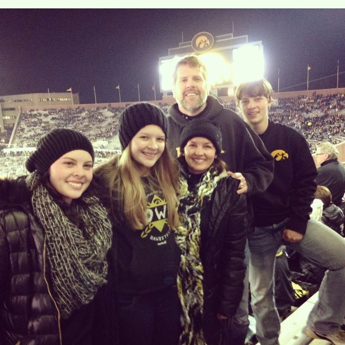 4 Reasons Why It's Great To Be A Hawkeye
