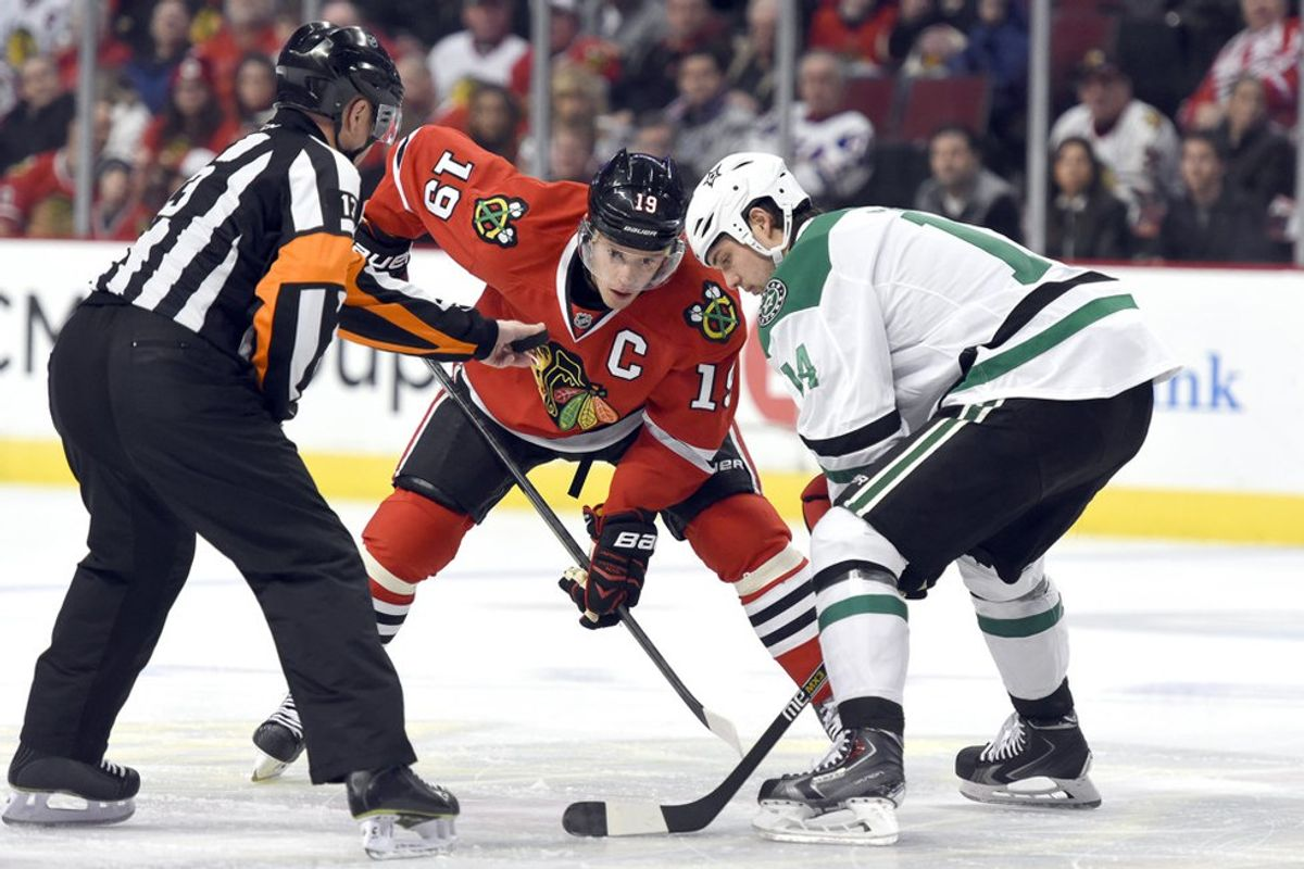 Top Five NHL Captains For The Upcoming Season