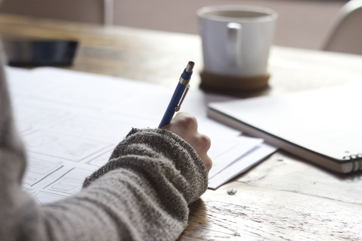 3 Thoughts You Have When Sending A Sick Note To Your Professor