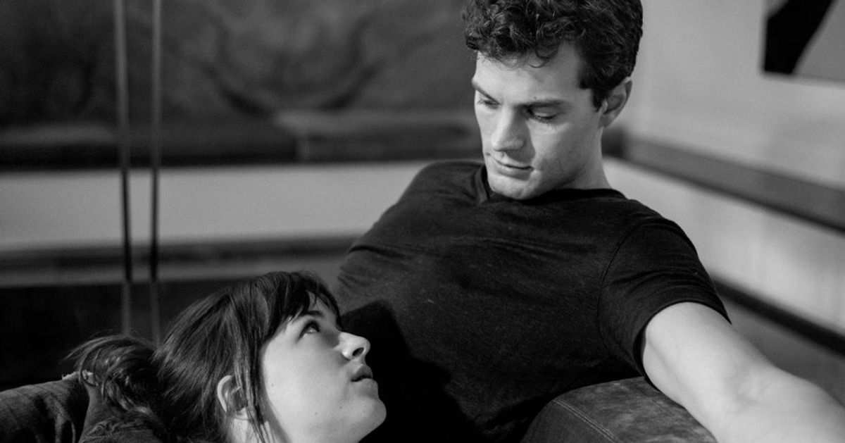 Fifty Shades Darker: Are We Promoting Abuse?