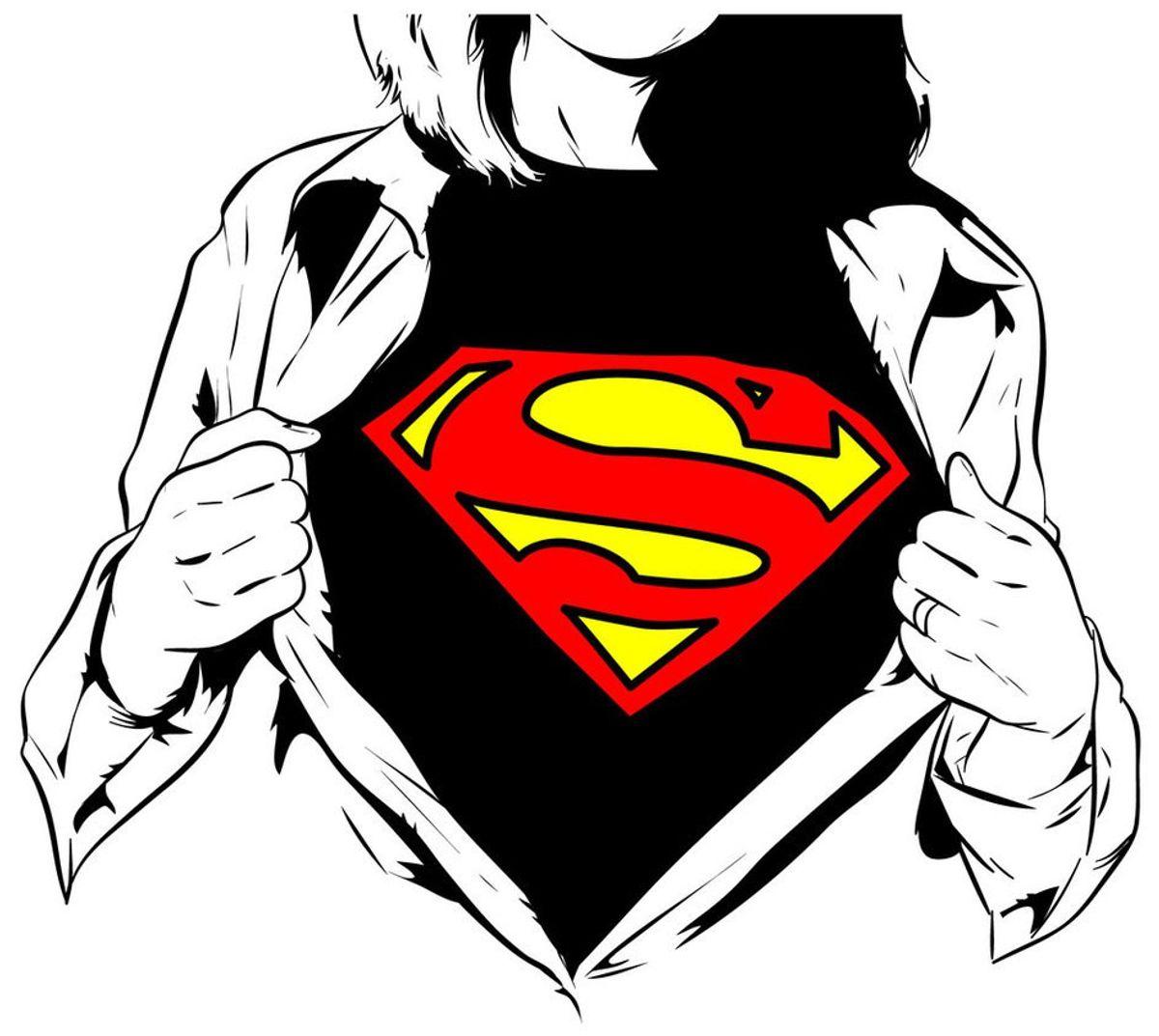 Being Superwoman