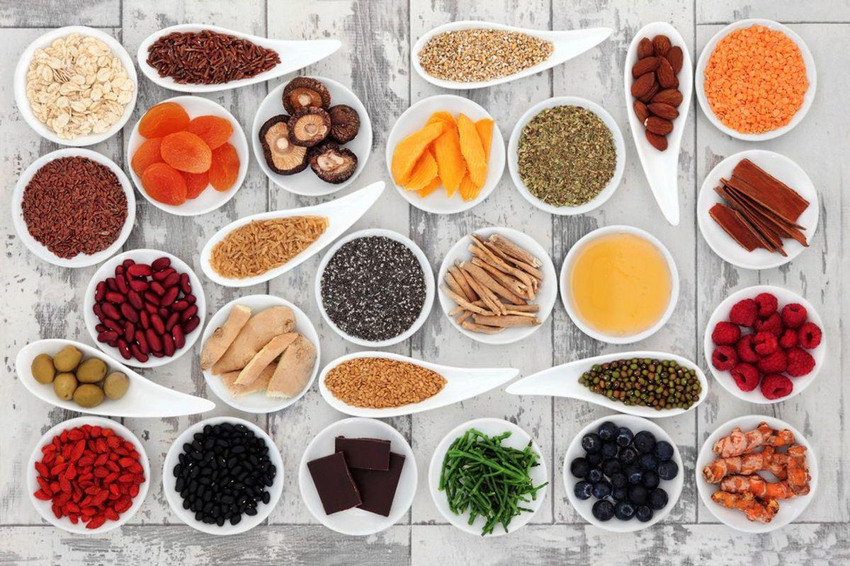 Super Foods That Are Not Quite So Super