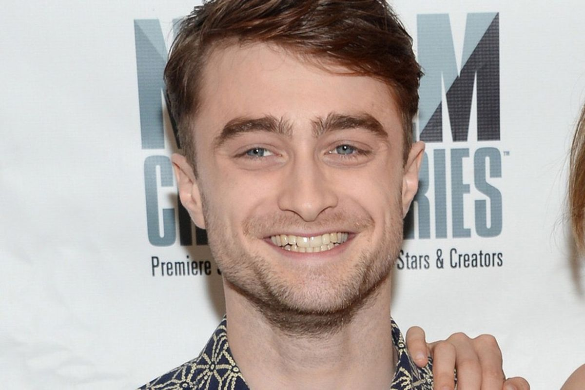 Rejoice, Potterheads...Daniel Radcliffe Could be Making a Comeback as Harry Potter!