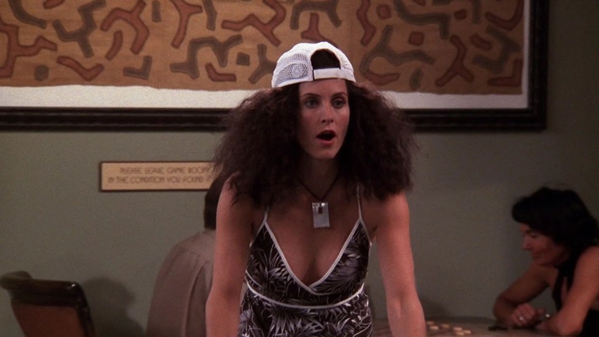 10 Things That Happen When Your Hair Has A Mind Of Its Own