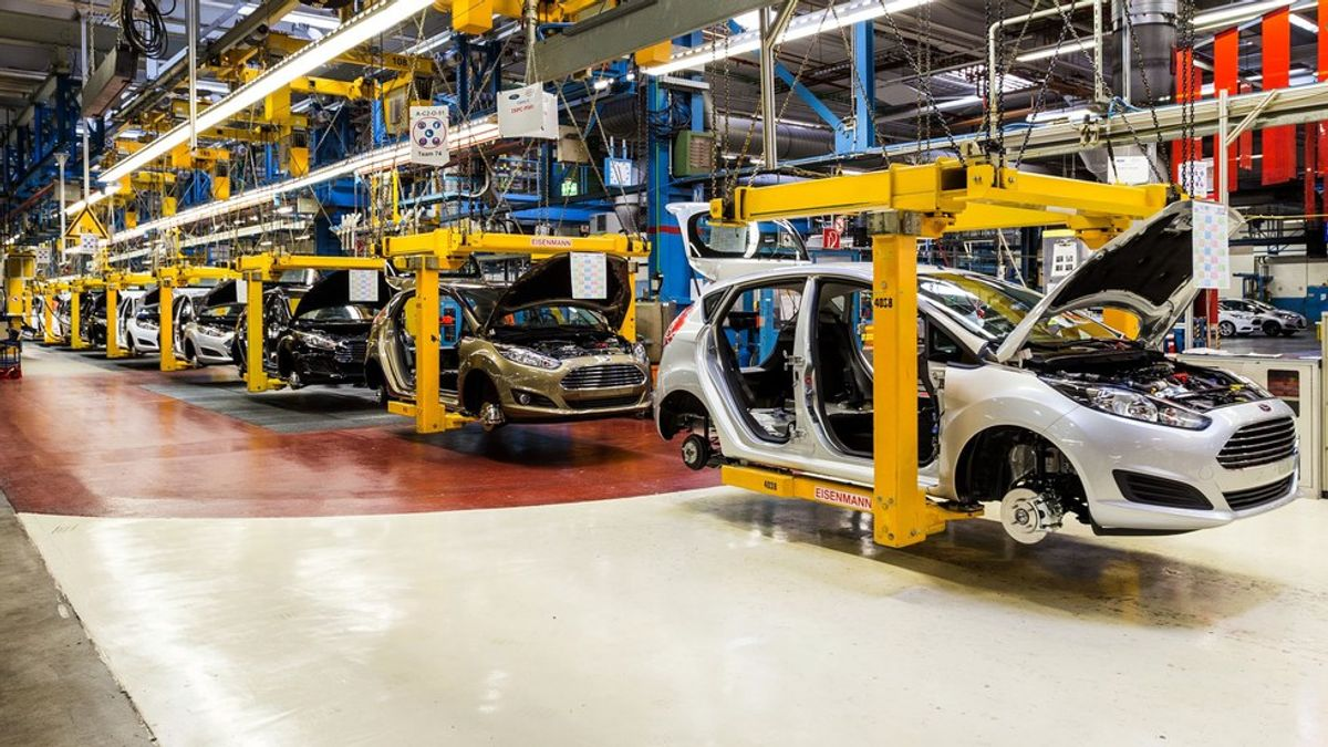 Ford Is Moving All Small Car Production To Mexico