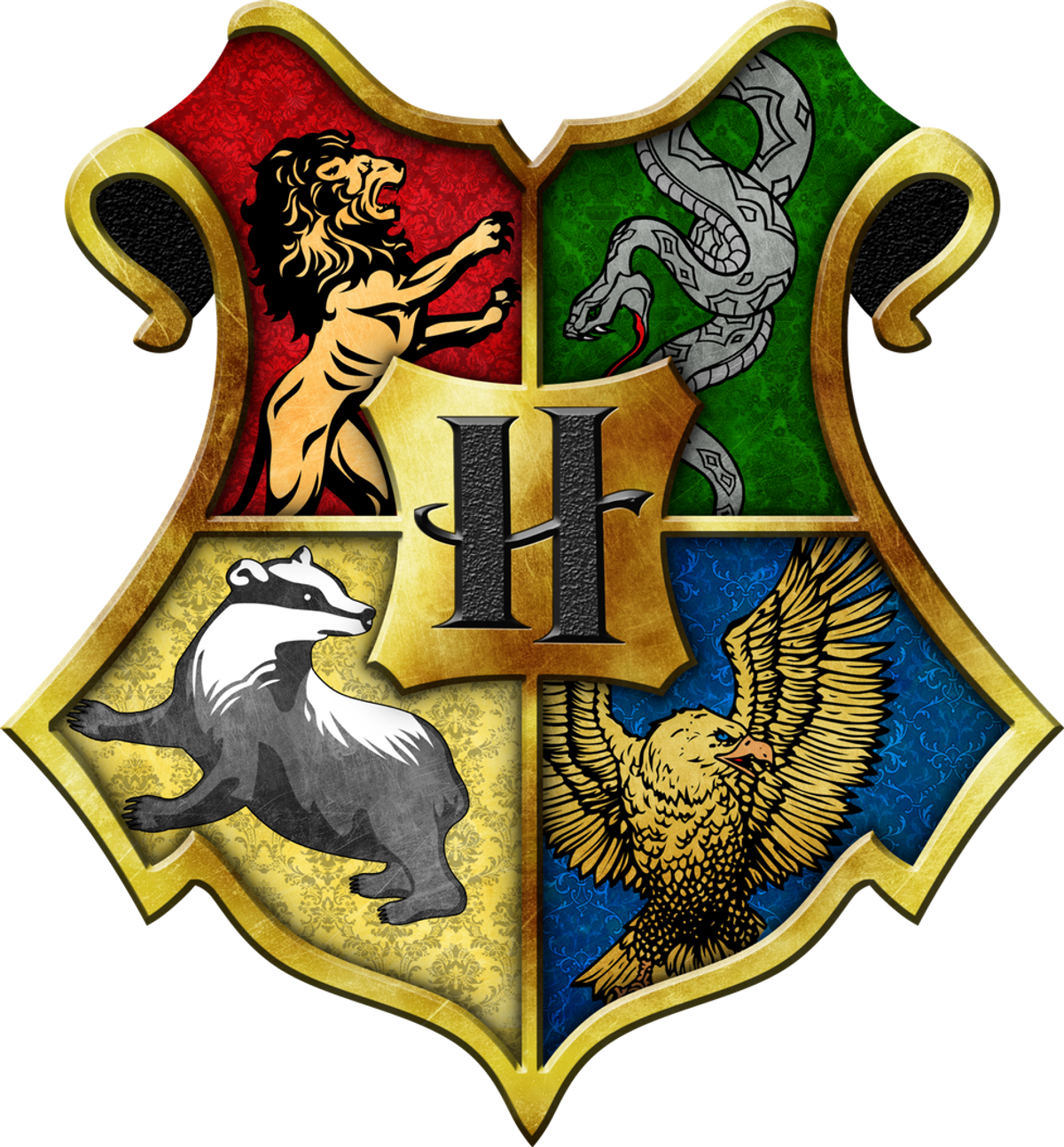 The Enneagram Goes To Hogwarts
