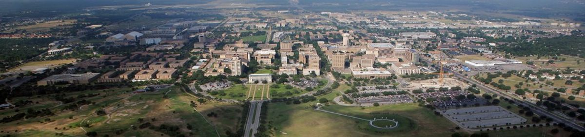 Texas A&M University: Then & Now