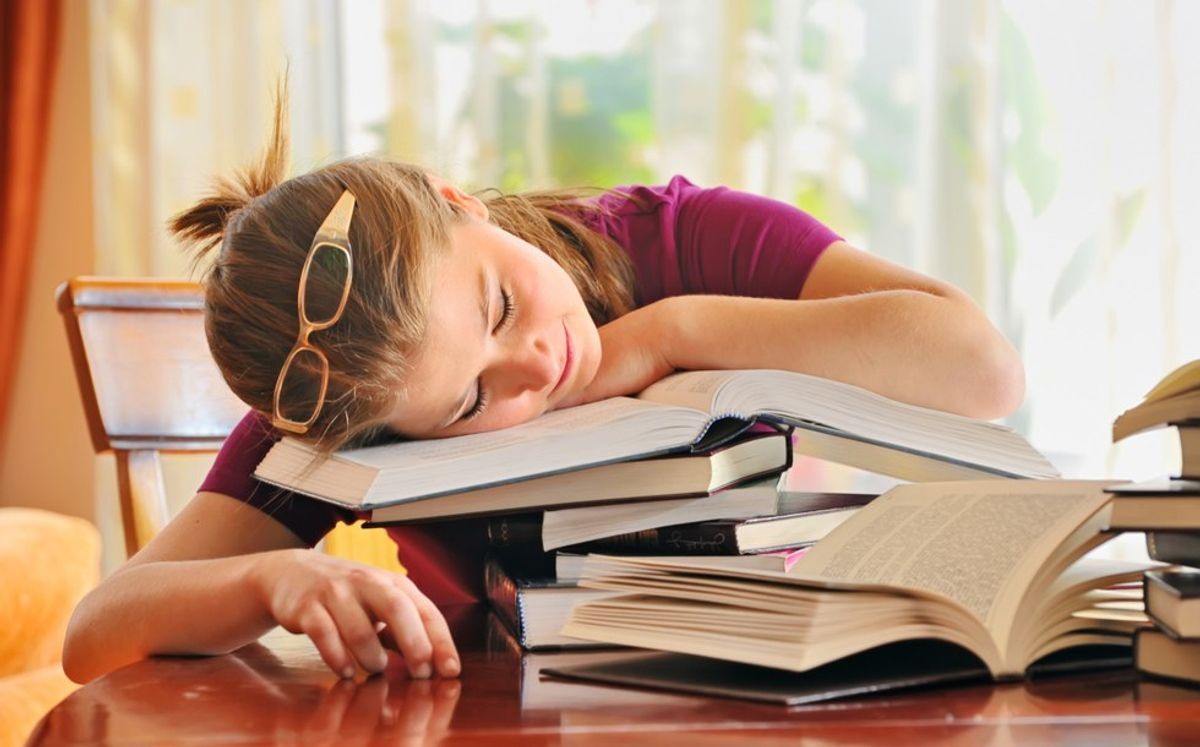 Tips For The Stressed Out College Student