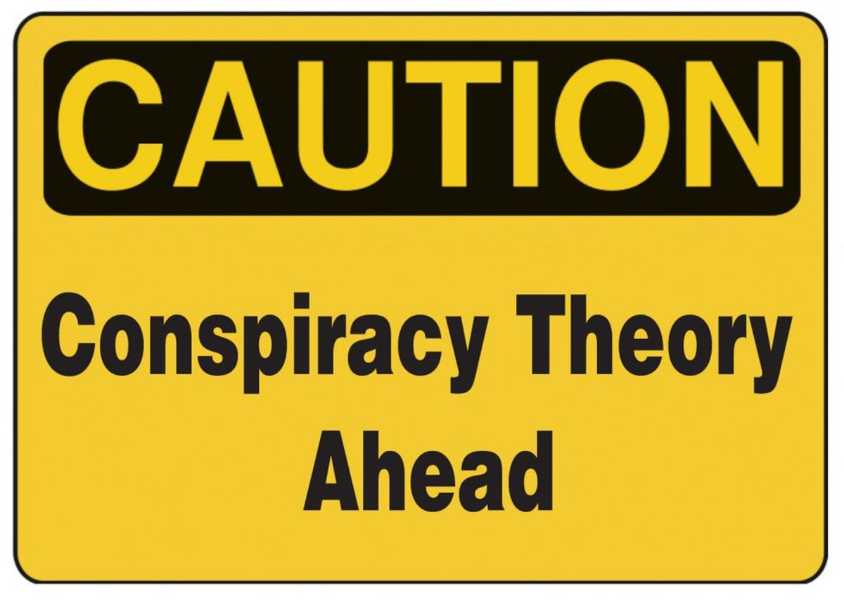 Conspiracy Theories That Will Keep You Up At Night