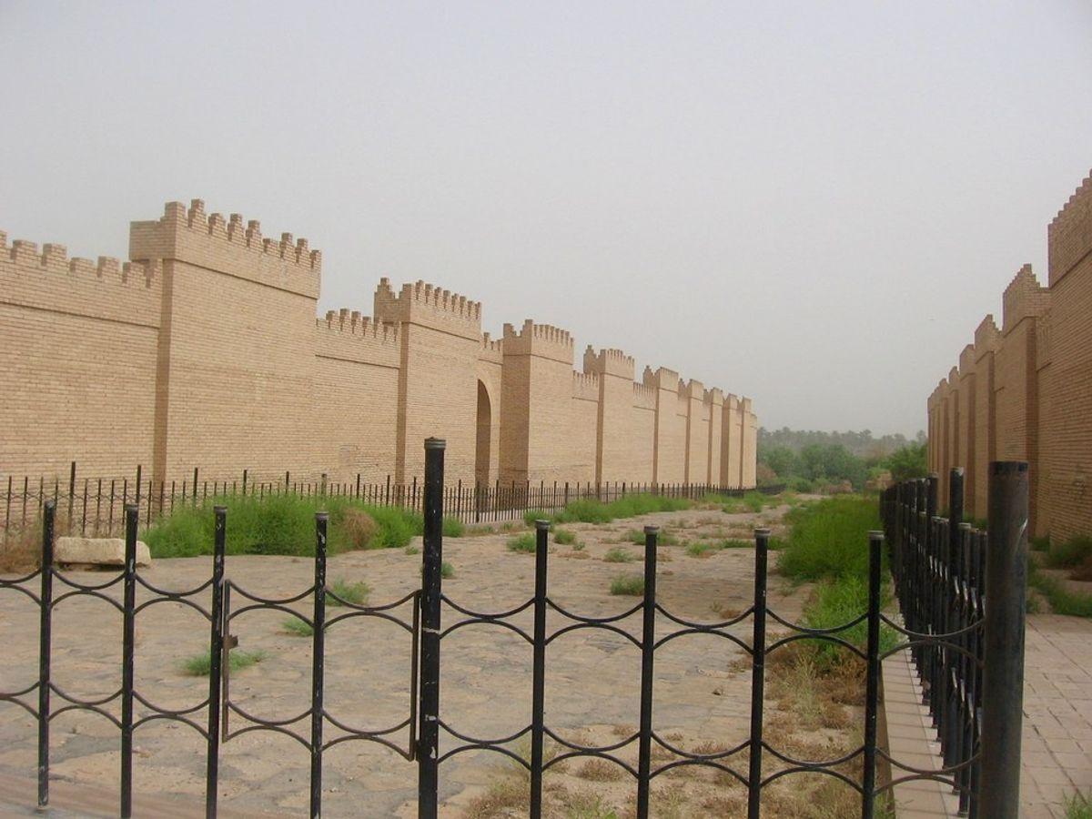Ancient Ruins of Babylon: My Visual Encounter