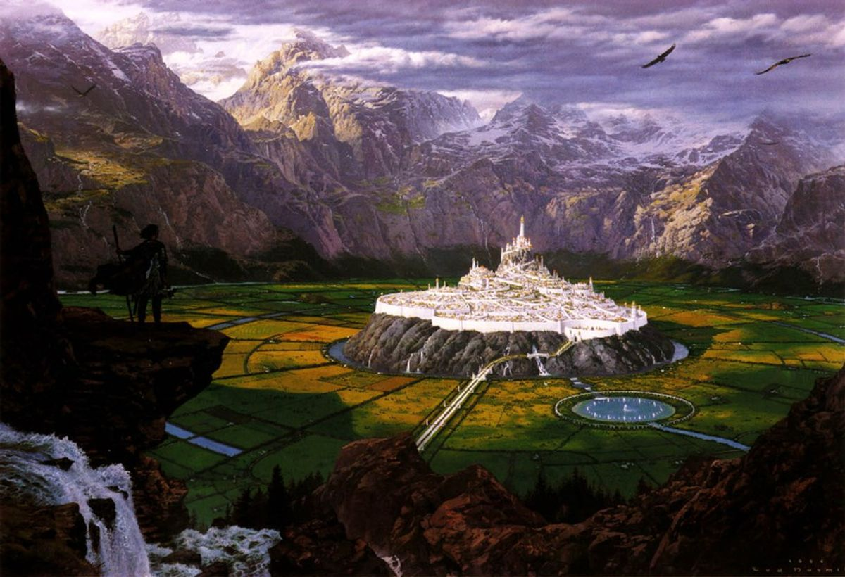 Tolkien's World of Middle Earth Is Still Teaching Us to This Day
