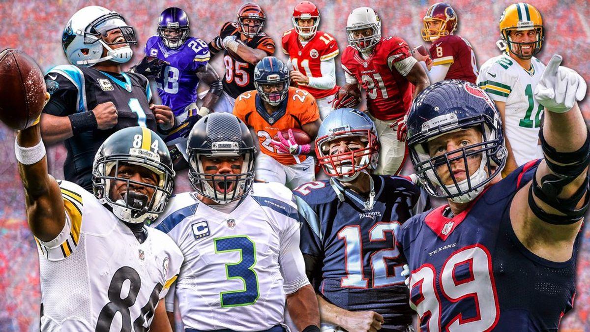 NFL Week 2 Predictions.