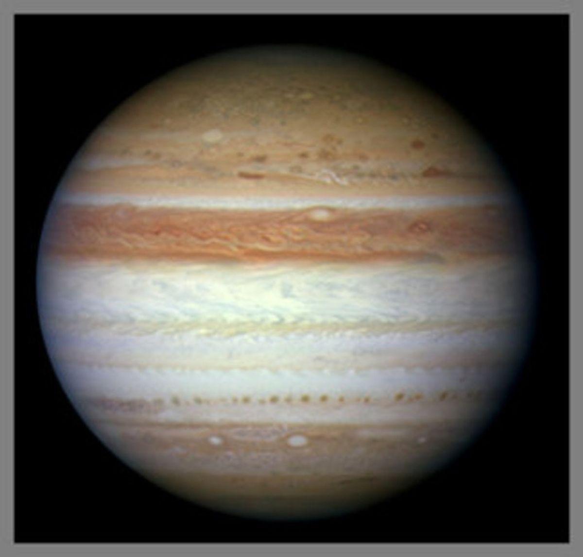 Jupiter: Press Your Luck