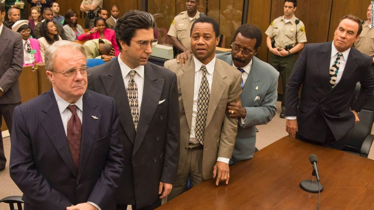 The People V. OJ Simpson: American Crime Story Sweeps Emmy Awards