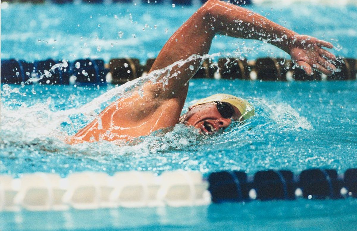 Why Swimming is the Best Sport on Earth